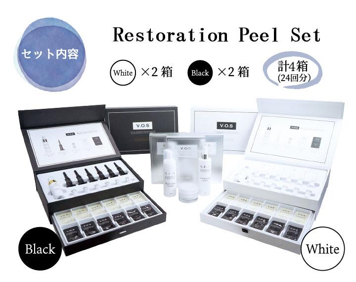Restoration Peel Set